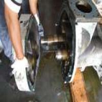釜玛160KW主机维修