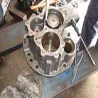 空调螺杆主机维修