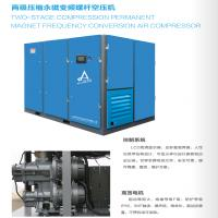 CAC双级永磁变频空压机7.5-37